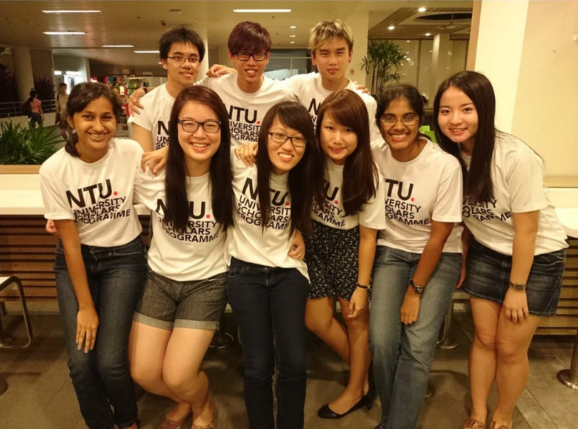 NTU students - Water Management Study