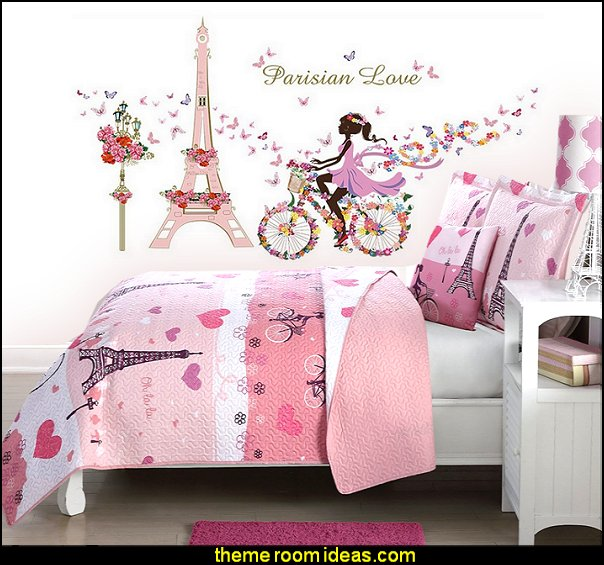 Paris Pink white Purple Hearts Eiffel Tower bedding  Paris themed bedroom ideas - Paris style decorating ideas - Paris themed bedding - Paris style Pink Poodles bedroom decorating -  French theme Paris apartment furniture - Paris bedroom decor - decor Paris style French Poodles - room decor french poodle - Paris Postcard bedding - Paris themed teenage bedroom ideas - Paris eiffel tower decor - decorating ideas for paris themed bedrooms - Paris Inspired Nursery - Paris bedrooms - Poodles in Paris