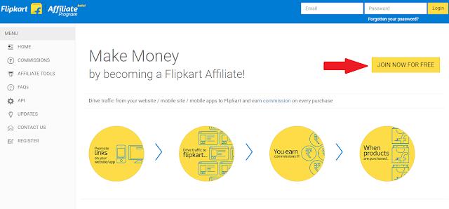 Flipkart Affiliate Program से पैसे कैसे कमायें, What is Flipkart Affiliate Program