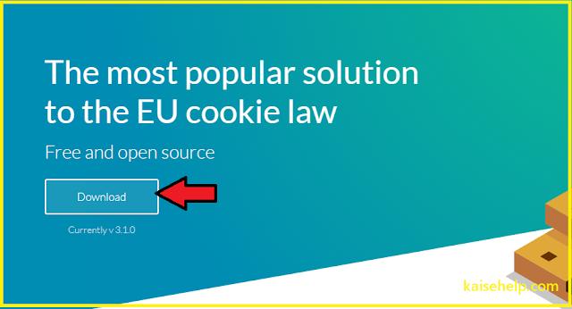 Apne blogger Mein cookies ko kaise add Karte Hain
