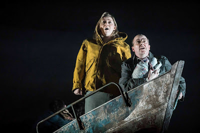 Sophie Bevan, Neal Davies - Ryan Wigglesworth: The Winter's Tale - ENO (photo Johan Persson)