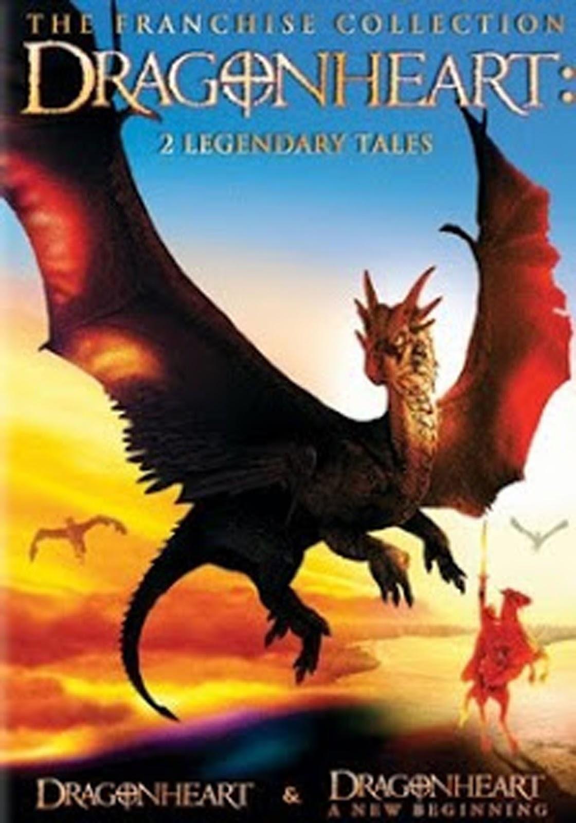 Coração de Dragão 2 – Um Novo Começo Dublado