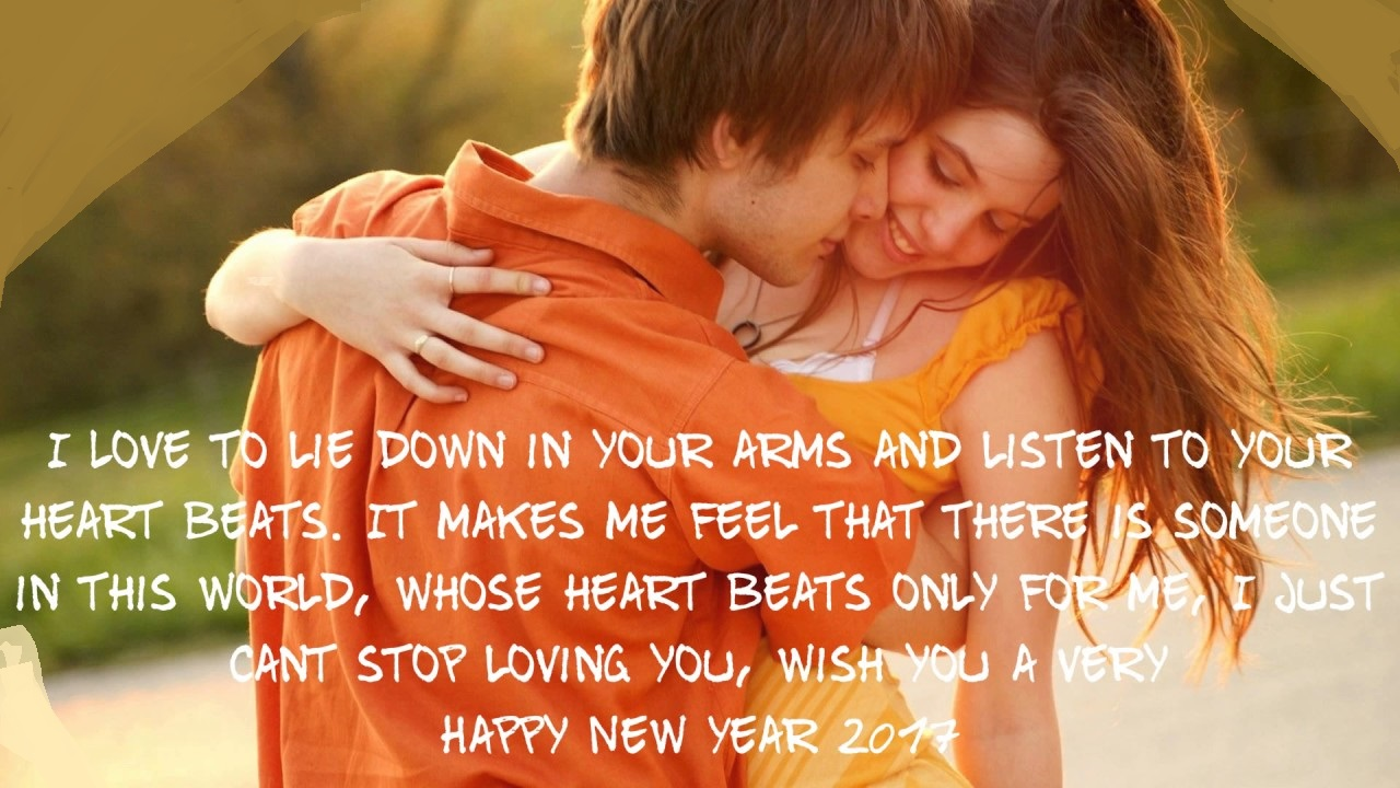 happy new year text for girlfriend 2019