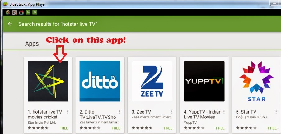 Download Hotstar Live TV For PC (Windows 7,8,8 1)