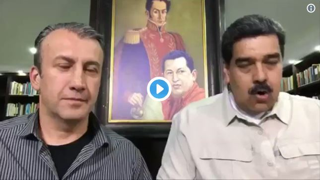 Maduro dic que en un año se comenzarán a ver efectos de la reconversión