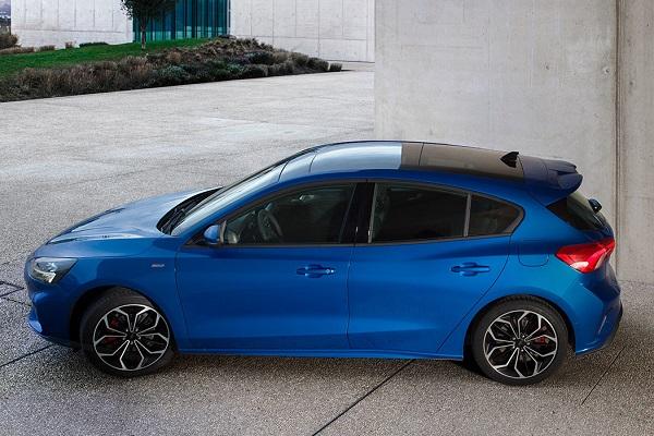 Nuevo Ford Focus ST-Line IV 2019