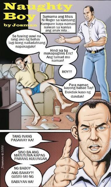 Gay filipino comic