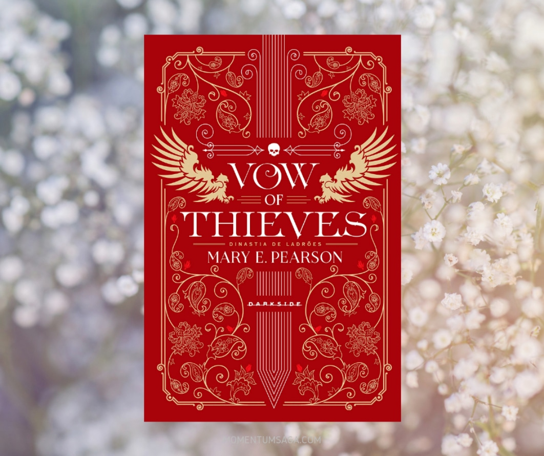 Resenha: Vow of Thieves, de Mary E. Pearson