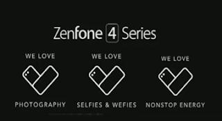 ASUS Zenfone 4 direlease