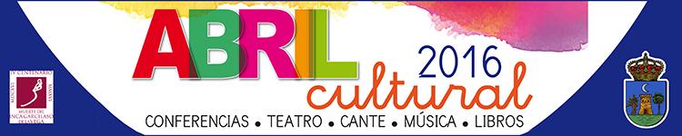 AYUNTAMIENTO DE MONTILLA - ABRIL CULTURAL