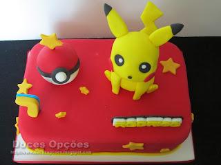 cake pokemon pikachu
