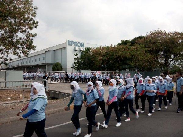 INFO Lowongan PT EPSON INDONESIA Terbaru 2018 - Operator Produksi