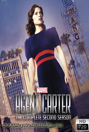 Agent Carter Temporada 2 [720p] [Latino-Ingles] [MEGA]