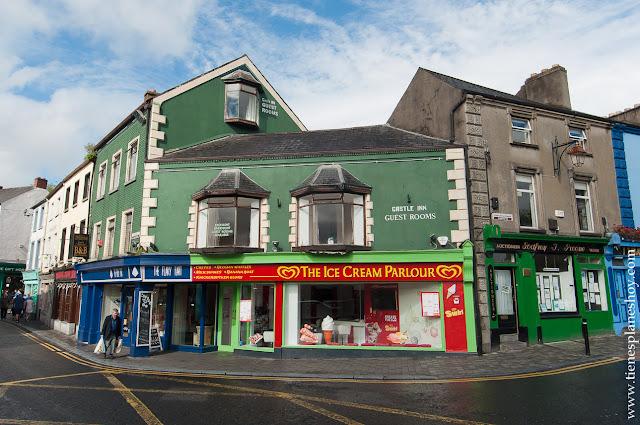 Calles Kilkenny Irlanda