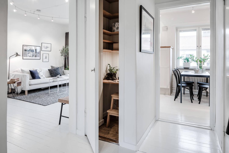 Mieszkanie 60m2 Aranżacja Codziennie Szczypta Designu