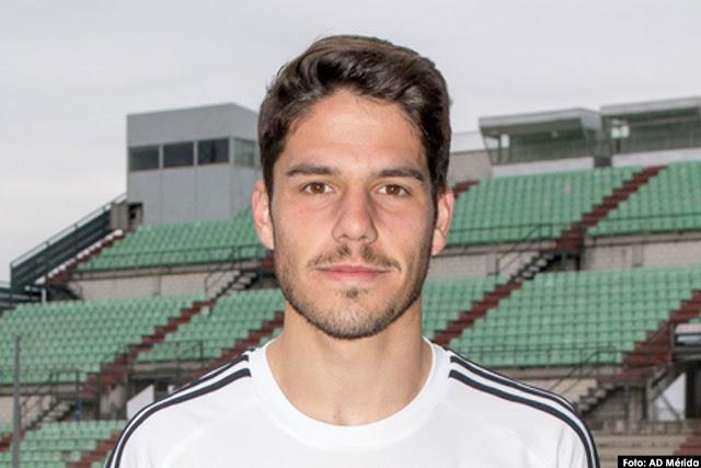 Fútbol | El delantero José Ramón Lavado llega al Barakaldo CF tras desvincularse del Mérida