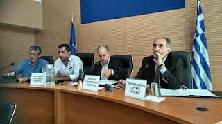 Χρηματοδότηση έργων για αποκατάσταση ζημιών από θεομηνίες σε Δήμους της Ηλείας