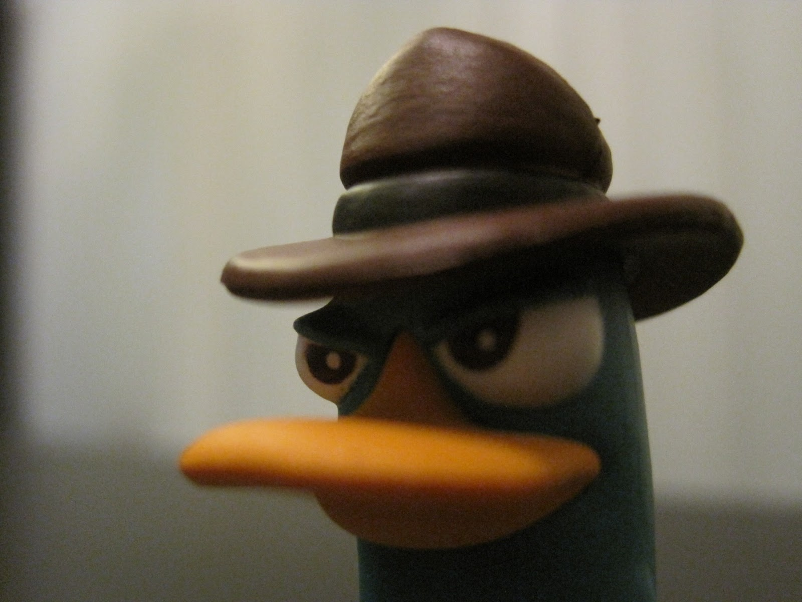 Sounds Platypus Perry