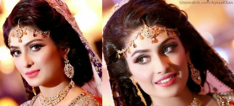 Star Tv Links: Pakistani Celebrity Ayeza Khan And Danish Taimoor Wedding