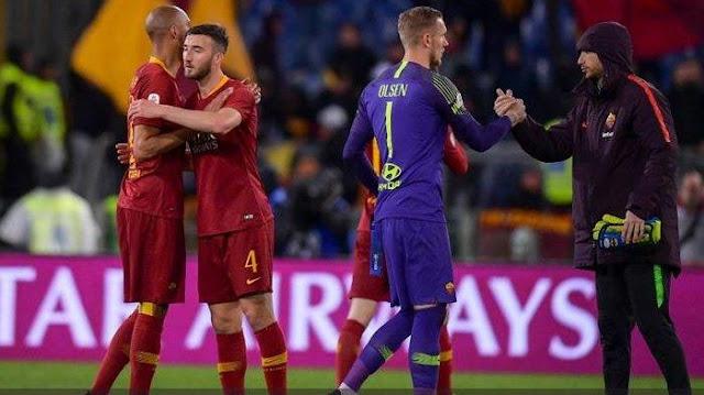 Hasil Liga Italia - Debut Manis Ranieri Bersama AS Roma, Menang Tipis atas Empoli