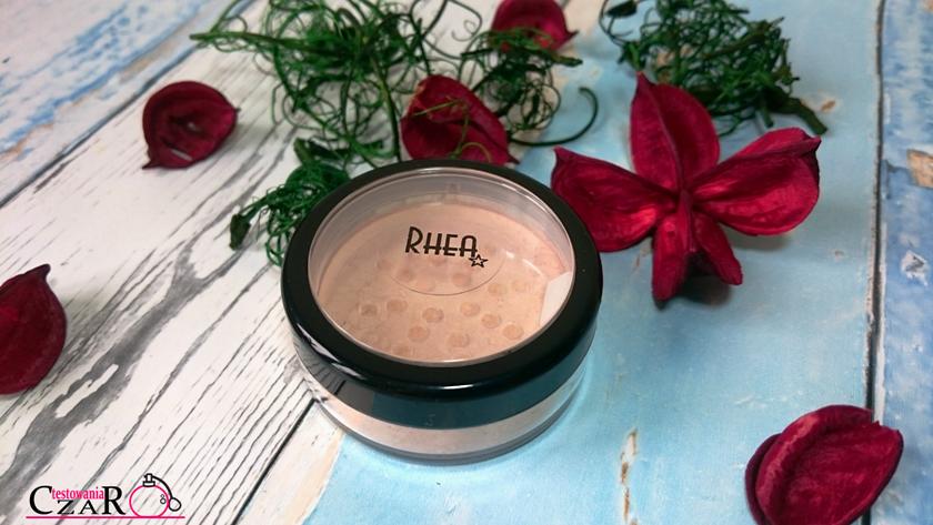Rhea podkład mineralny w proszku