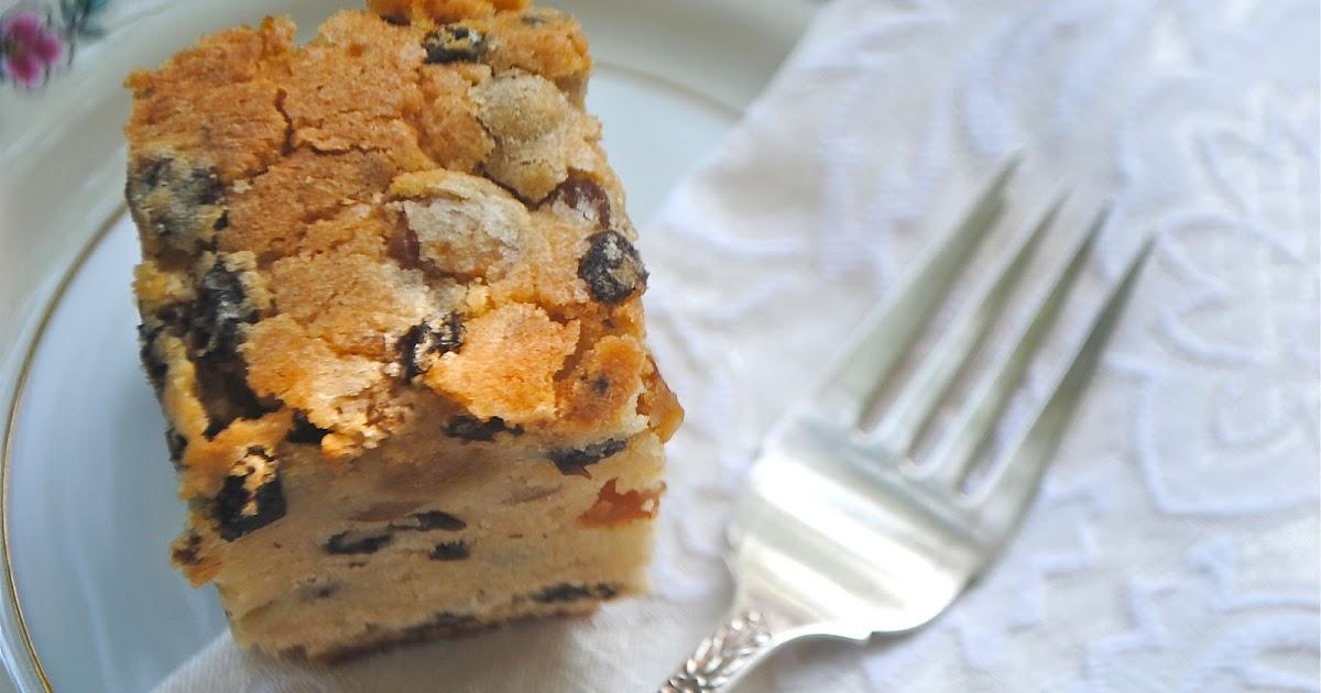 Edmonds Cookbook Vanilla Cake