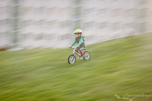 rower biegowy, biegówka
