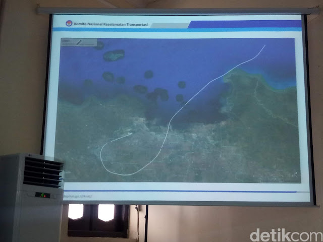 Data FDR Lion Air PK-LQP Sudah Di-download, Ini Sebagian Hasilnya!