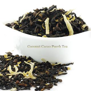 Coconut Cacao Pu-erh Tea