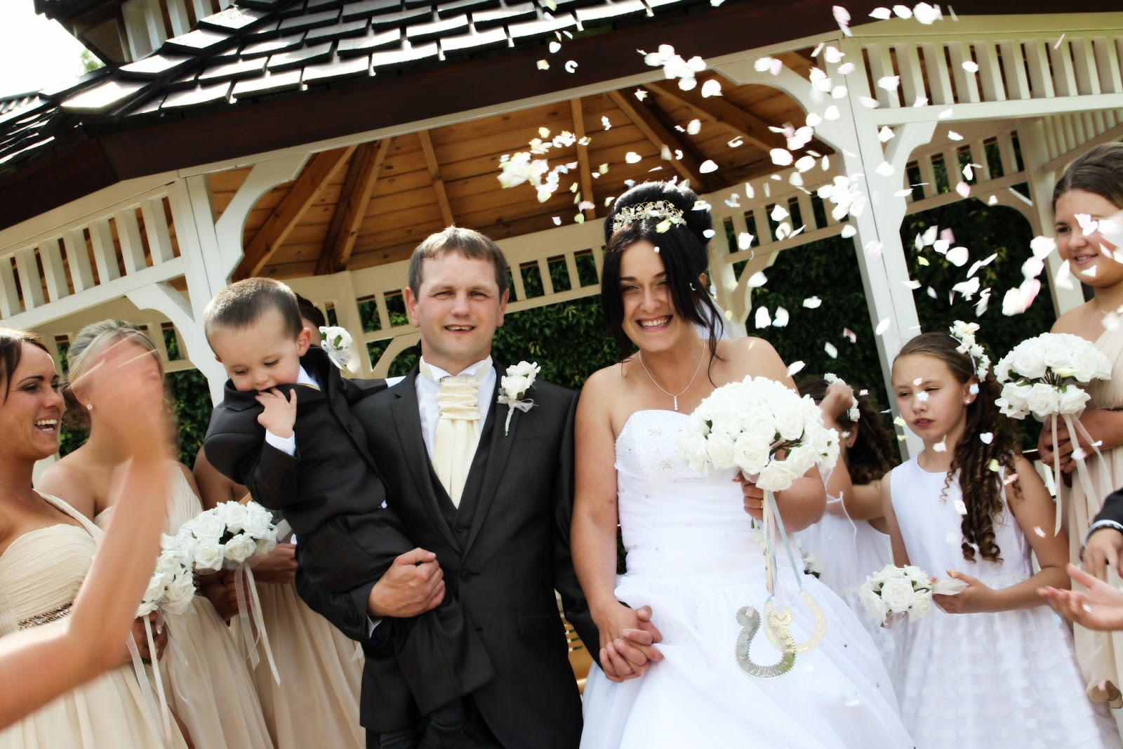 Prescot Registry Office Wedding