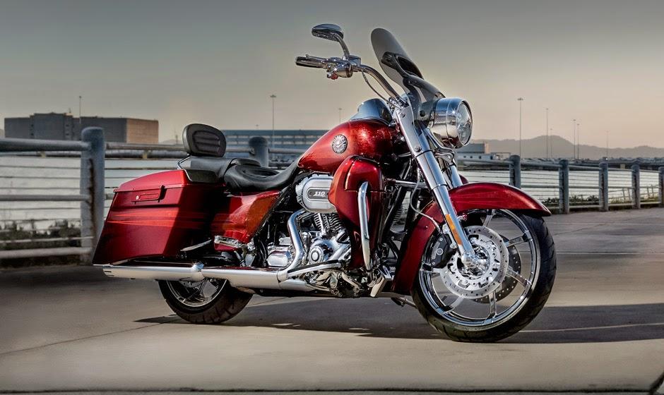 Harley Davidson Road King Fuel Injection