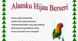 Kumpulan Puisi Anak SD Indonesia tentang Alam, Keluarga, dan Pendidikan