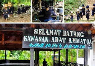 Tempat Wisata di Sulawesi Selatan - Kawasan Adat Ammatoa