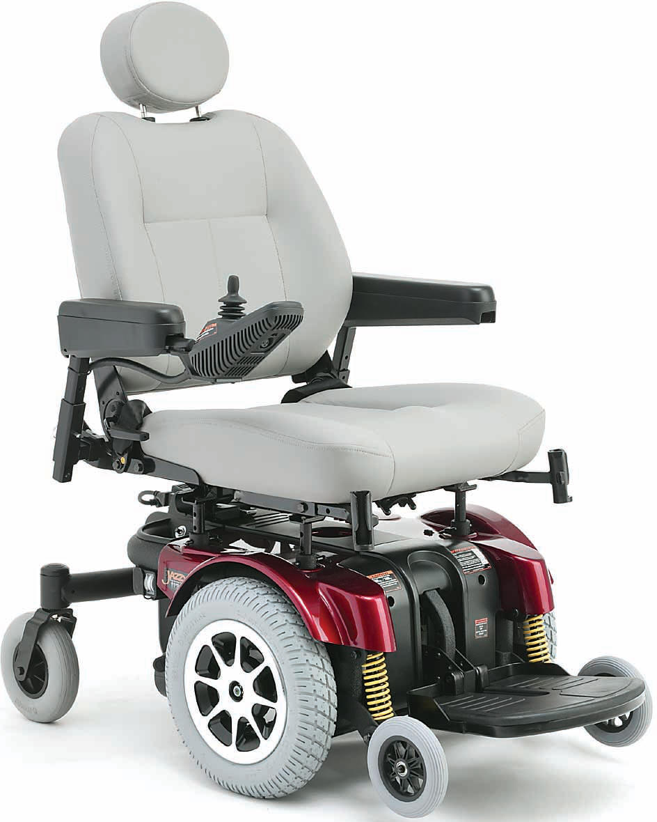Get Electric Wheelchairs