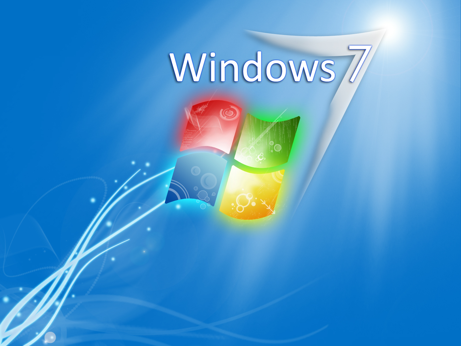 window 7 HD Wallpaper: HD Wallpapers of Windows 7
