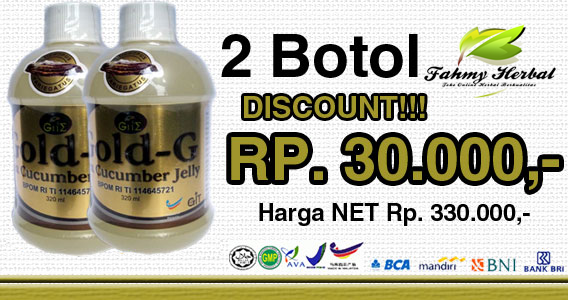 Legalitas Obat Herbal Jelly Gamat