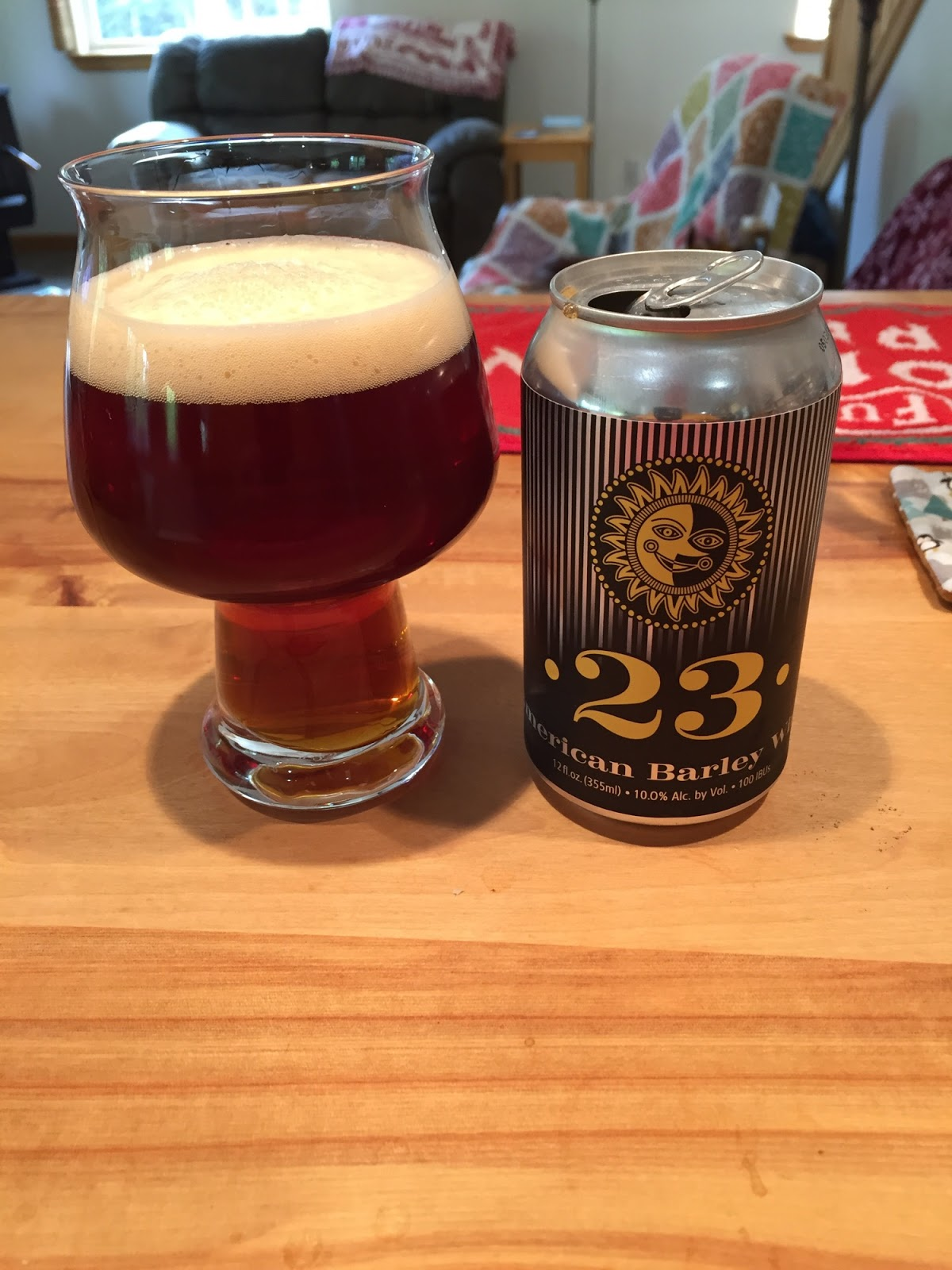 b23fbaaf76d72 Bearpaw River Brewing s The Great Bear s Valley Trash Imperial Blonde Ale   The Wade brothers at Bearpaw River went to a great deal of trouble to  recreate ...