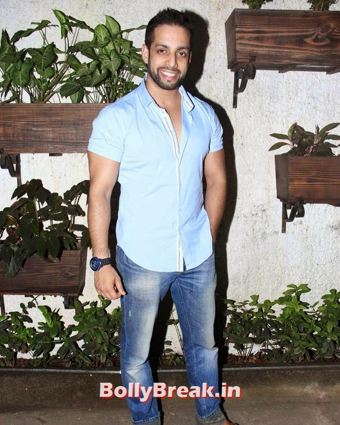 Salil Acharya, Pics from '3 AM' Movie Special Screening