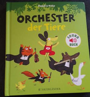 Pippo und das Orchester der Tiere