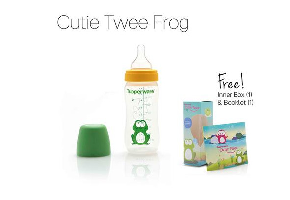 Tupperware Cutie Twee Frog Promo November 2016