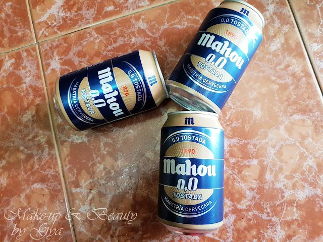 Cerveza Mahou 0,0 tostada Caja Degustabox Marzo ´18 - ¡Hola Primavera!