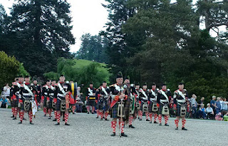 Pitlochry Atholl Highlanders
