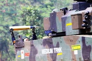 Tank Medium Pindad