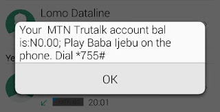 MTN-Trutalk-Play-Baba-Jebu-On-Phone