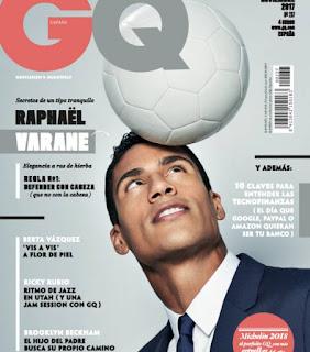 """Varane: """"Zidane en Francia es un semidios"""""""