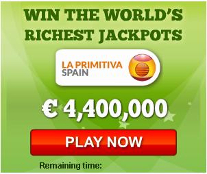 odds la primitiva from spain