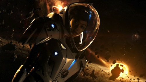 Star Trek: Discovery is live-action Mass Effect