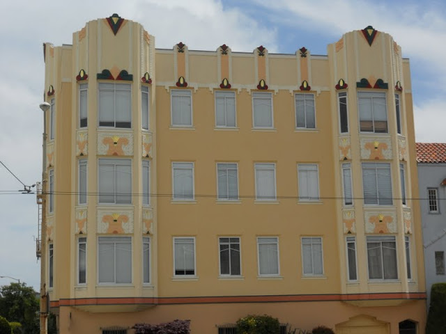 San Francisco City Guides Marina Art Deco Walking Tour