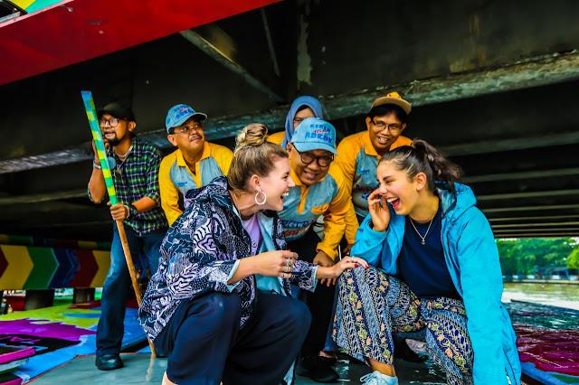 University of Technology Sydney Bersama Pemprov Kalsel Kampayekan Antirokok