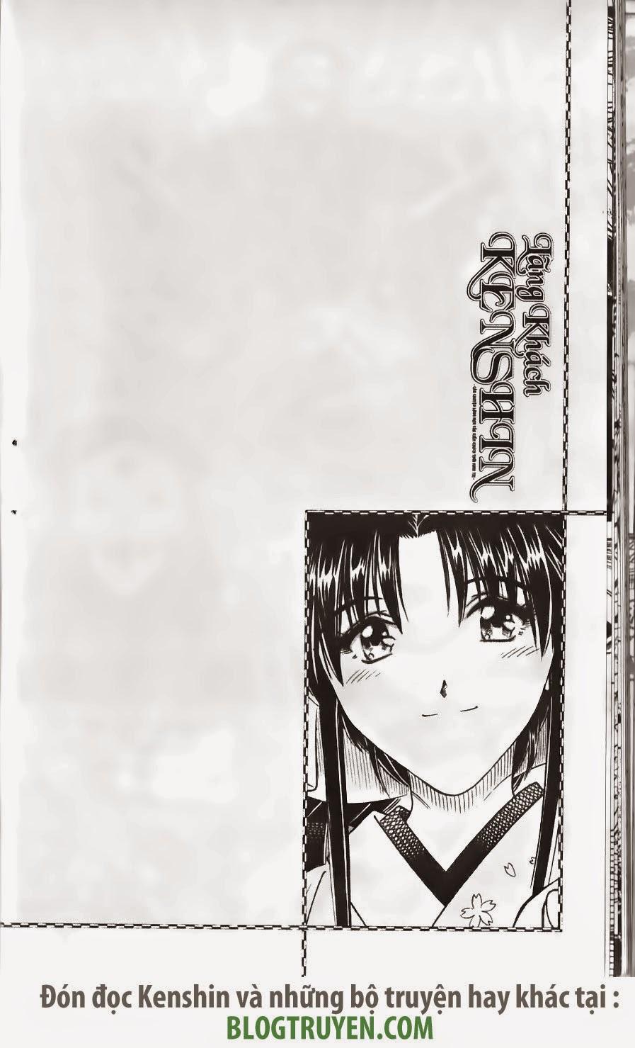 Rurouni Kenshin chap 152 trang 20